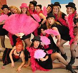 vrijgezellenfeest burlesque workshop